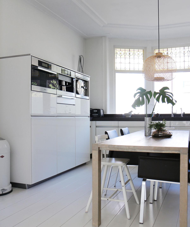 Woonkamer en keuken 1.2