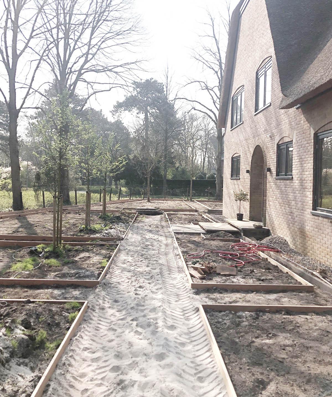 Prive tuin Aerdenhout